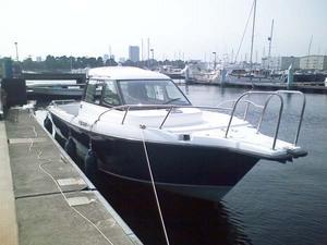 トヨタのボート